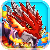 Dragon x Dragon -City Sim Game