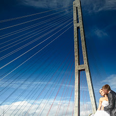 Wedding photographer Kasiniya Brovkova (Kaseen). Photo of 24.08.2014
