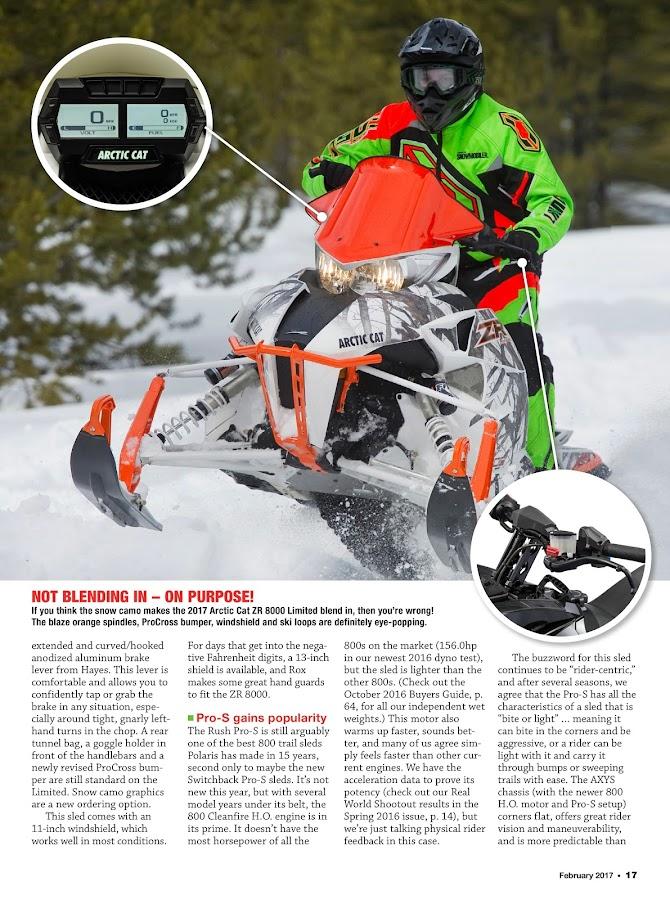 American Snowmobiler- screenshot