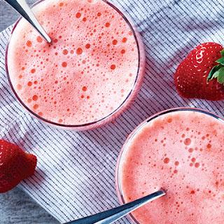 Strawberry-Citrus Slush.