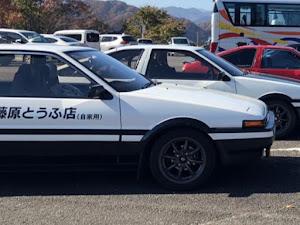スプリンタートレノ AE86 GT-APEXのカスタム事例画像 イチDさんの2020年11月22日20:45の投稿
