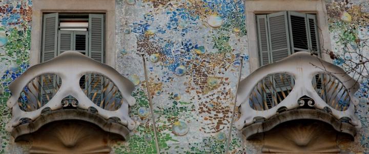 Gemelle di Gaudì. di zik_nik