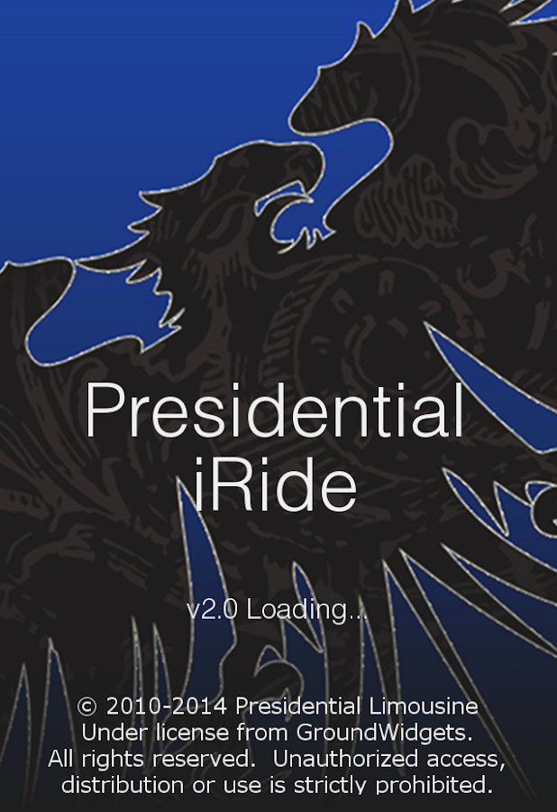 Presidential Limousine- screenshot