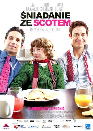 Przód ulotki filmu 'Śniadanie Ze Scotem'