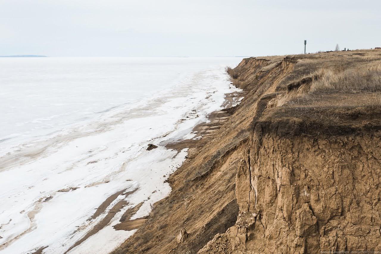 Самарская область: весна под Ягодным -