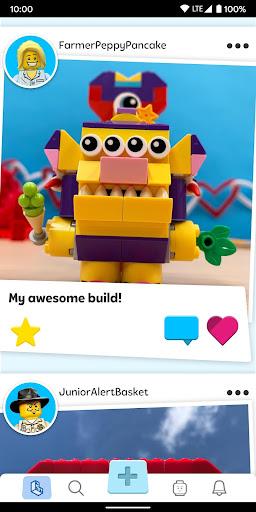 LEGO® Life: Safe Social Media for Kids 2020.8 screenshots 1