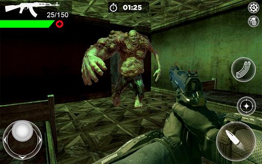 Evil Granny & Kids Horror Game apktram screenshots 5
