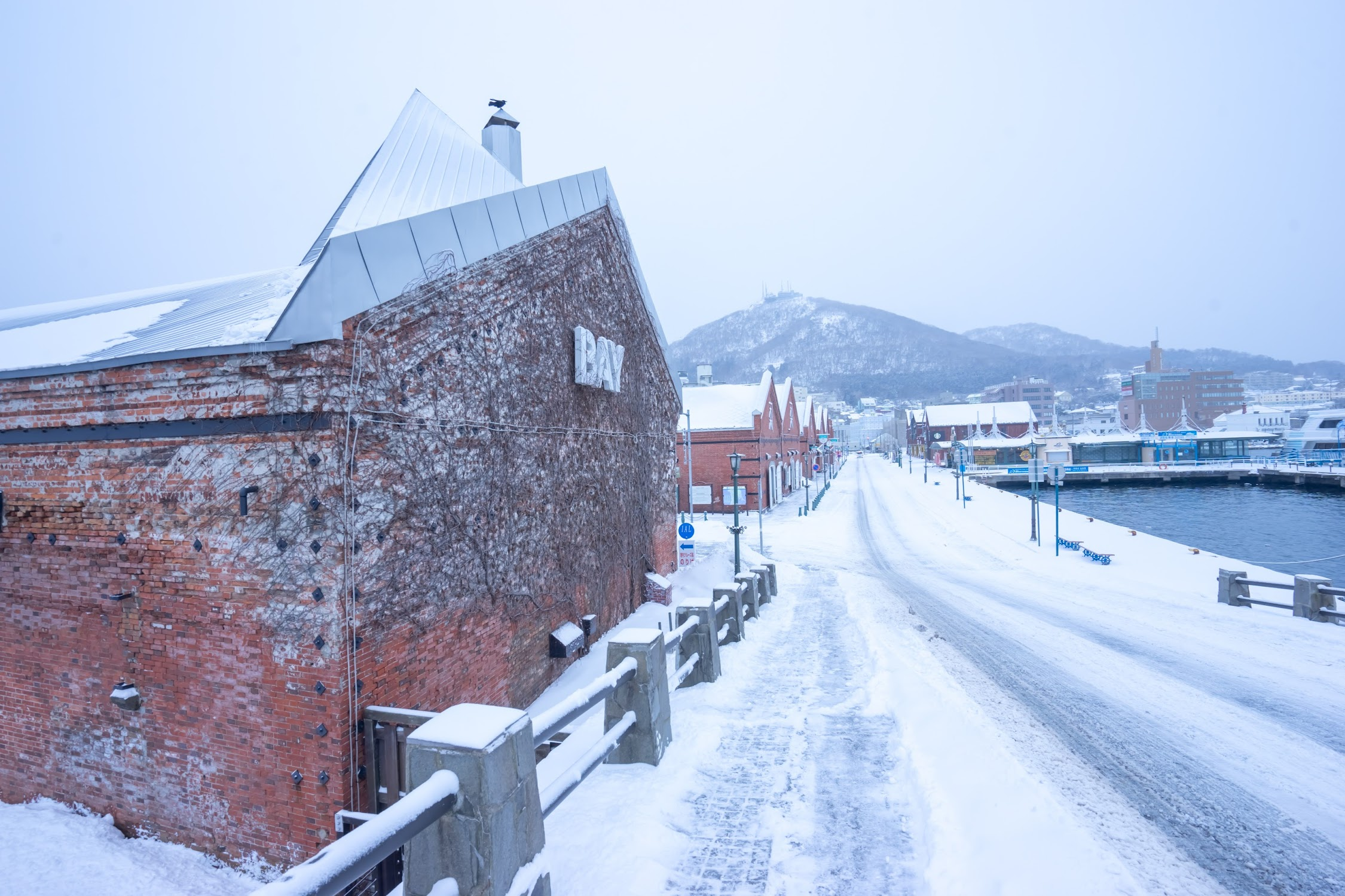 Hakodate Kanemori Red Brick Warehouse1