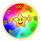 Wheel of Brain - fortune style icon