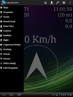 Turbo GPS 2015- screenshot thumbnail