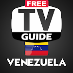 Venezuela TV Schedules & Guide icon
