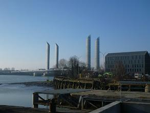 Photo: Nouveau pont Chaban DELMAS à Bordeaux
