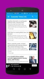 Live Stock Market Watch - náhled
