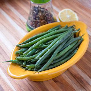 Pressure Cooker Green Beans.