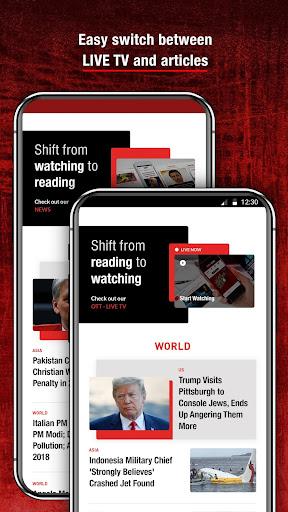 News18 Latest & Breaking News 8.9 screenshots 4