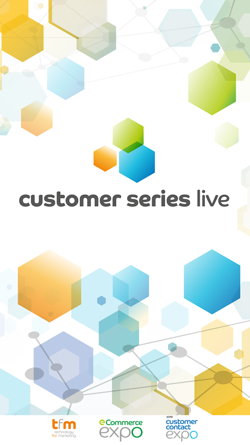 Customer Series Live 2016- screenshot