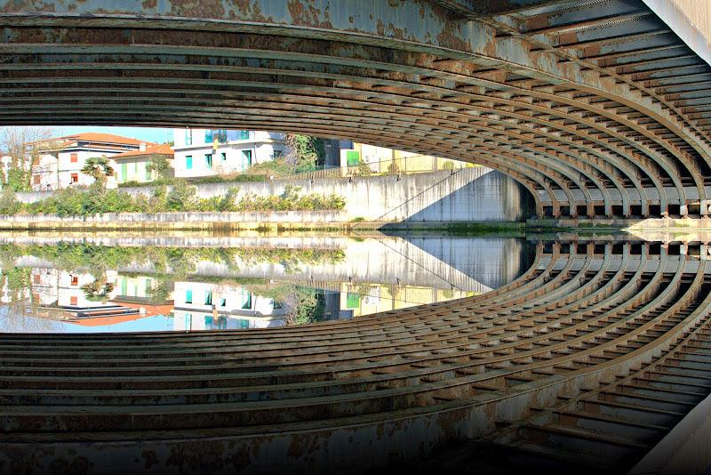 Il ponte di Luciano Fontebasso