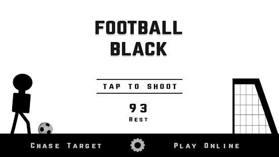 Football Black Screenshot