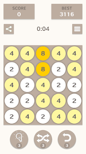 2048 Match 3- screenshot thumbnail