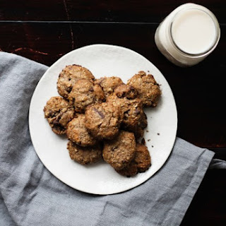 Tigernut Chocolate Chip Cookies