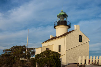 Photo: Lighthouse at Cabrillo National Monument