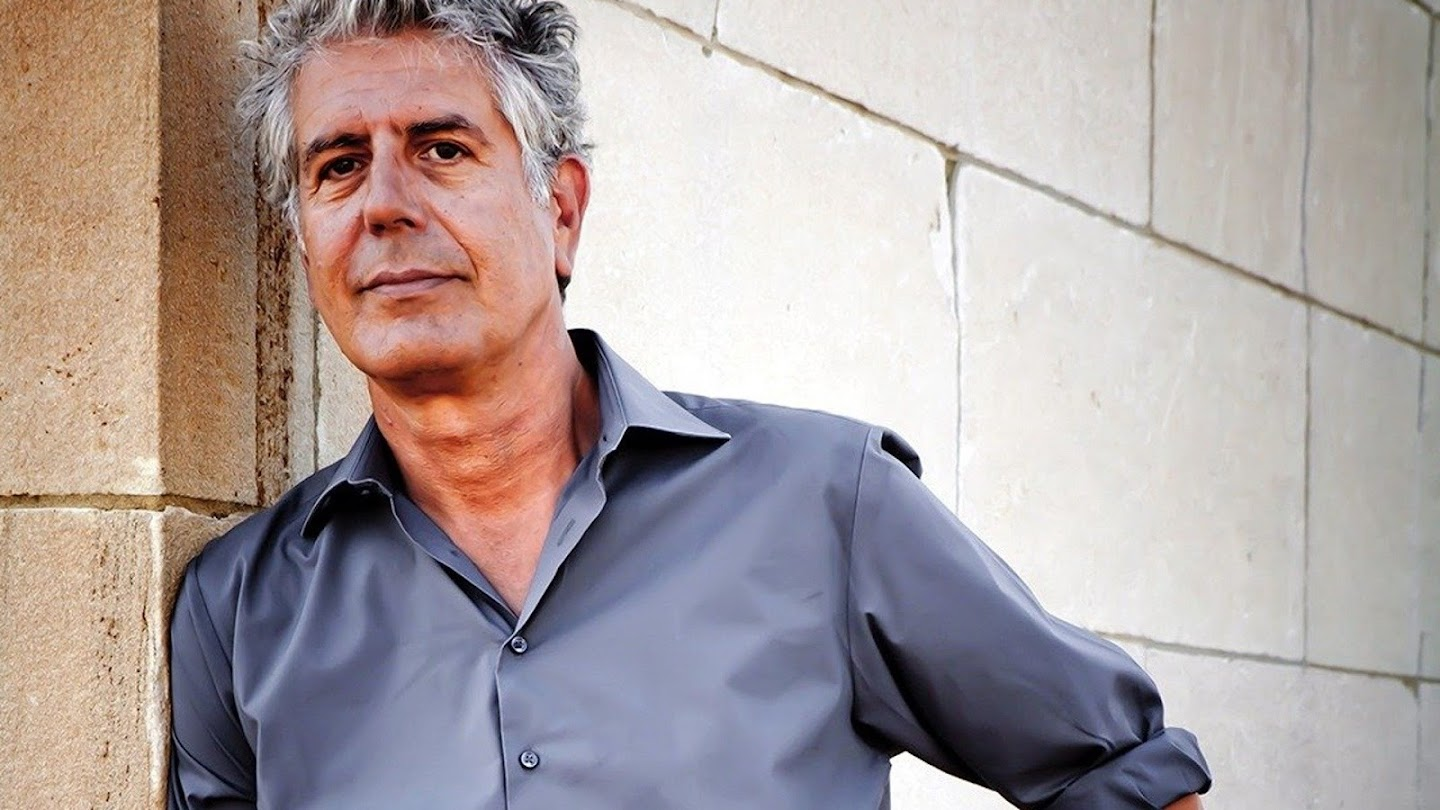 Watch Anthony Bourdain: No Reservations live