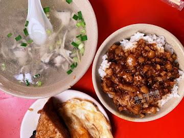 菜市場虱目魚粥