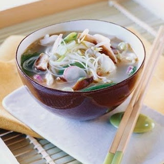 Weight Watchers Asian Chicken and Noodle Bowl