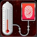 Body Temperature Tracker - Fever Log Fever Info icon