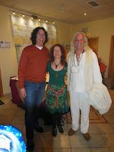 Photo: Reinhard Kreisl, Eva Denk und Chris Amrhein