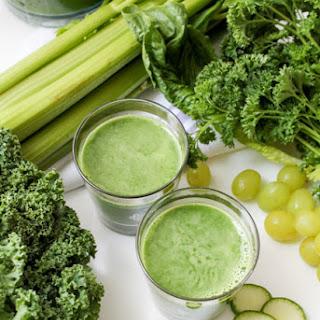 Lean & Mean Green Juice.