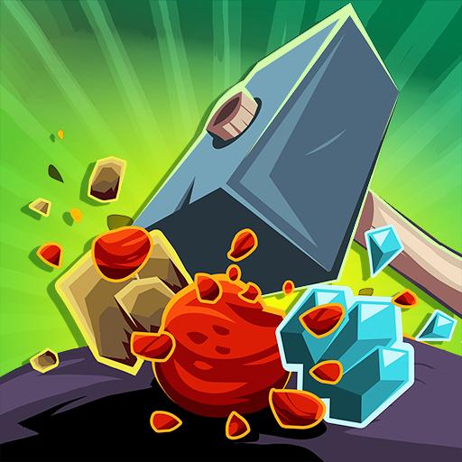 Elfcraft - Match and crush 3 Stones