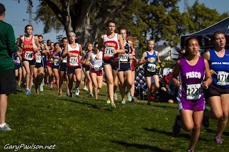 Photo: JV Girls 44th Annual Richland Cross Country Invitational  Buy Photo: http://photos.garypaulson.net/p110807297/e46cf6c82