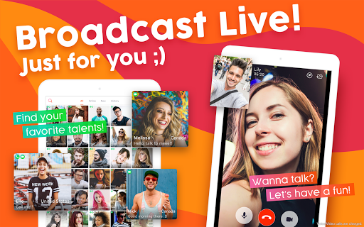 OneLive - 1 on 1 Live Video Chat App 1.27 screenshots 7