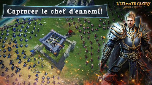 Ultimate Glory - War of Kings  captures d'u00e9cran 4