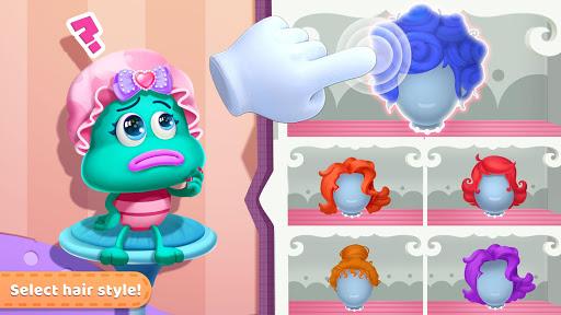 Little Monster's Makeup Game apkpoly screenshots 9