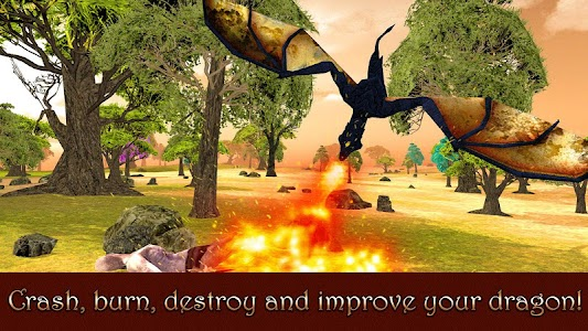 Flying Dragons Clan 3D screenshot 7