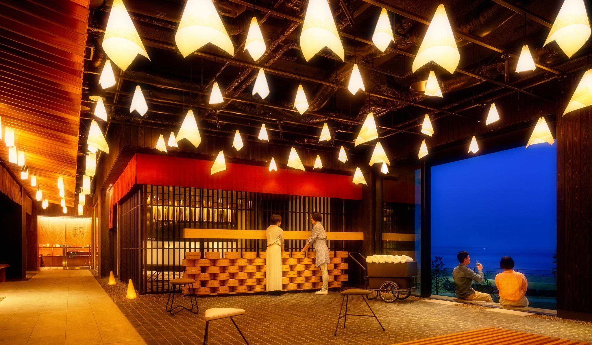 kai beppu resort japan