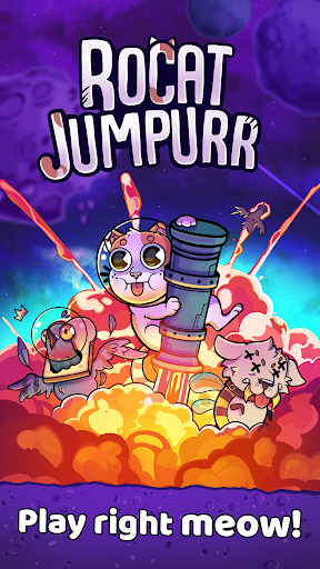 Rocat Jumpurr - Hilarious Monsters Crawler screenshot 6