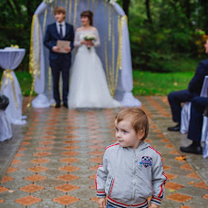 Wedding photographer Anastasiya Nikitina (Nasty1411). Photo of 25.10.2015