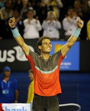 Photo: Breezy 7-6 (4), 6-3, 6-3 win for Nadal. © FFT/Sportvision