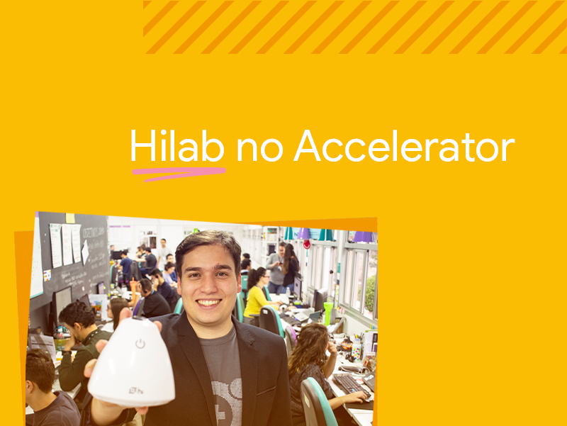 Conheça a Hilab