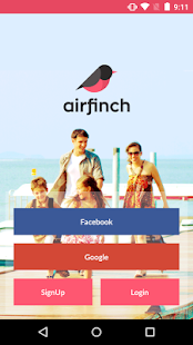 AirFinch- screenshot thumbnail