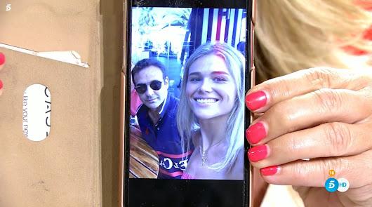 Las primeras imágenes de Enrique Ponce con la almeriense Ana Soria