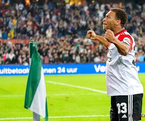 Au terme d'un match fou, Feyenoord s'est imposé face à Nimègue