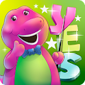 Learn English with Barney icon