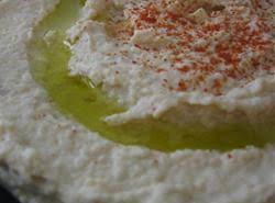 Passover:  Authentic Middle Eastern Hummus