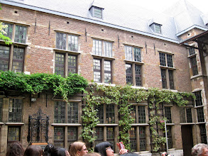 Photo: Peter Paul Rubens house. Not many artists are hugely successful while alive, but this guy made mad bank.