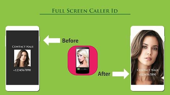 CallerD -Full Screen Caller Id App Download For Android 1