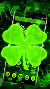 Beautiful Lucky Clover Launcher Theme for PC-Windows 7,8,10 and Mac apk screenshot 2